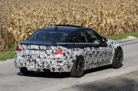 Bmw M3 Turbo - scoop all new 2014 bmw m3 sedan caught and it u0027s packing a twin