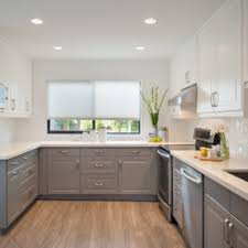 kitchen cabinet colors modern 35 two tone kitchen cabinets to reinspire your favorite spot