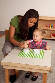 prepared environment tips montessori furniture for infants and