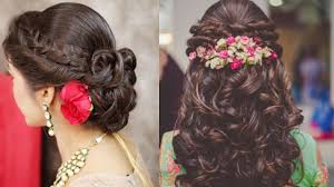 indian hairstyles engagement easy hairstyles ideas for indian wedding season beautiful hairstyles