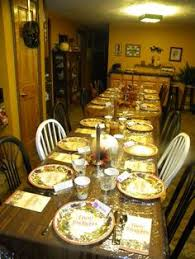 thanksgiving table paper plates from hobby lobby wine glass candle