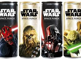 wars punch is coming in limited edition character cans food