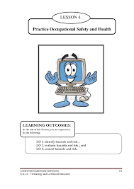 computer science worksheet for grade 1 computer science