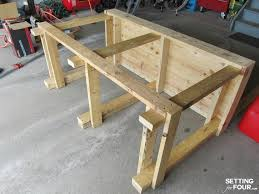 Free Wooden Potting Bench Plans by Make It Diy Potting Bench With Sink Page 3 Of 3 Setting For Four