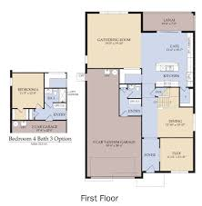 stillwater new home plan st cloud fl pulte homes new home