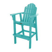 Turquoise Chair Shop Durawood Essentials High Dining Chairs On Sale