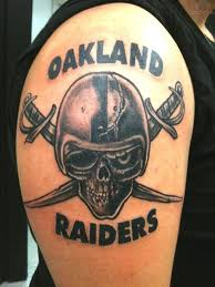 popular oakland raiders tattoos and designs page 7 golfian com