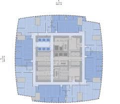gallery of kk100 tfp farrells 13 floor plan finance crtable
