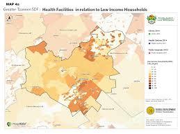 Health Map Sdf Map Catalogue Greater Tzaneen Municipality