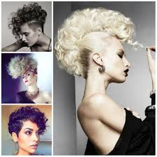 ladies haircuts hairstyles 2017 curly mohawk hairstyle ideas for women haircuts hairstyles