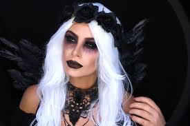 dark angel halloween makeup archives tashietinks