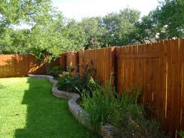 Privacy Fence Ideas For Backyard Choosing The Right Fence Height Material Design And More Zing