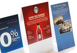 standard table tent card size table tent printing custom table tents