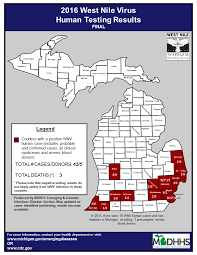 Map Of West Michigan by Emerging Disease Issues Testing Tables U0026 Maps