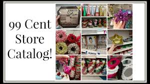 Holiday Decor Catalogs 99 Cent Store Catalog Holiday U0026 Home Decor Youtube