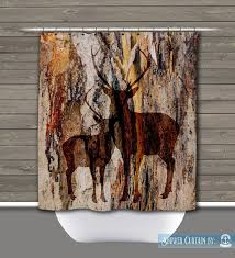 best 25 deer shower curtain ideas on pinterest deer decor