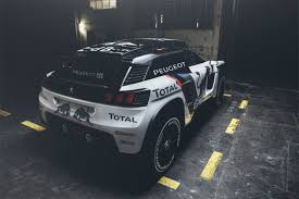 peugeot dakar 2016 peugeot 3008 dkr ready for the dakar challenge