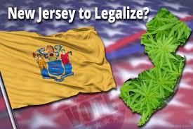 Colorado Flag Marijuana New Jersey Voters Could Decide On Marijuana Legalization