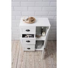 stow bathroom cabinet storage cupboard in white noa u0026 nani