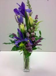 iris floral vase in saint simons island ga a courtyard florist