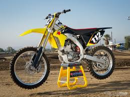 2014 motocross bikes 2014 suzuki rm z250 first ride photos motorcycle usa