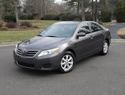 2011 toyota camry le gas mileage 2011 toyota camry le sedan tires low mileage factory warranty