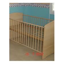 chambre bébé confort 2 lits évolutifs 1 commode avec table à langer bébé 9 occasion