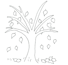 free to download fall leaves coloring pages 94 for your line