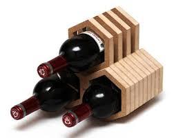 honeycomb wine rack etsy