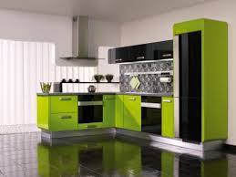 green and kitchen ideas popular lime green kitchen decoration my home design journey