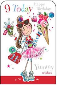 jonny javelin age 10 birthday card amazon co uk electronics