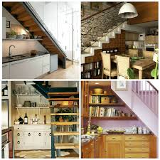 modern kitchen storage bright and modern kitchen under stairs design inspiration