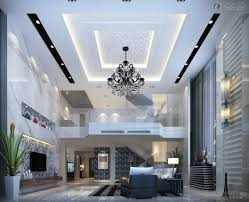 modern living room ceiling decoration interior design