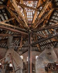 uncoveringpa hidden history inside the abandoned cambria iron