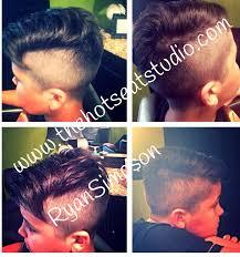 cute boys haircut fade shorthair haircut for kids