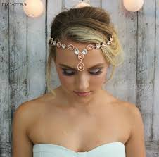 gold headpiece gold bridal headpieces hair floaters
