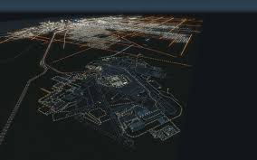 O Hare Map Terminal O U0027hare International Airport Cities Skylines Recreate Album On