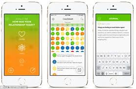 Color For Happy The Boyfriend Log App Color Coded App Makes It Easy To Spot