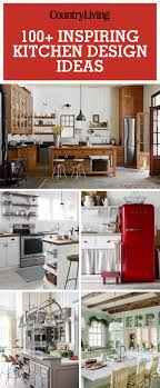ideas for a kitchen 100 kitchen design ideas pictures of country kitchen decorating