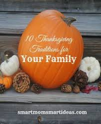 thanksgiving traditions every family should do thanksgiving