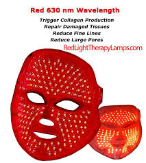 benefits of red light therapy beds red light therapy mask
