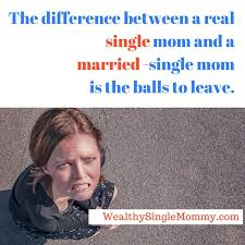 Single Parent Meme - why do so many married moms want to join my single mom groups