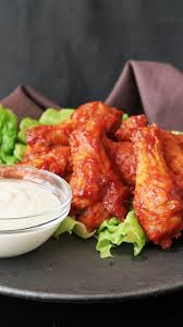 spicy fried chicken wings tastemade
