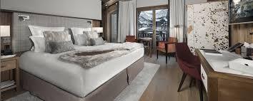 chambre deluxe chambre deluxe chambres et suites les neiges courchevel