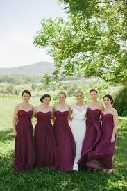 plum bridesmaid dresses image collections braidsmaid dress