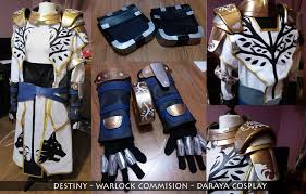 destiny costume warlock costume from destiny commision by daraya by daraya crafts