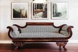Lessons In Design Archives Page  Of  The Highboy The Weekly - Antique sofa designs
