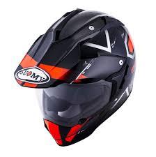 suomy motocross helmets suomy mx tourer road orange suomy