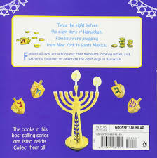 amazon com the night before hanukkah 9780448481401 natasha
