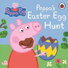 peppa pig peppa u0027s easter egg hunt